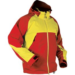 HMK Mens Intimidator Snow Jacket Red