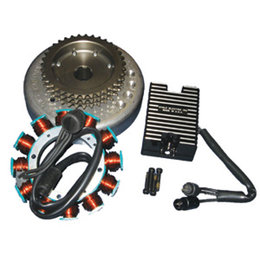 Cycle Electric Alternator Kit For Harley-Davidson 1994-2003