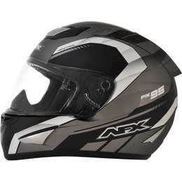 AFX FX95 Mens Airstrike Frost Helmet White