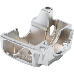 Drag Specialties Lower Right Radiused Switch Housing For Harley Chrome 0616-0144 Metallic