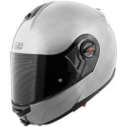Silver Speed & Strength Mens Ss1700 Solid Speed Modular Helmet 2013