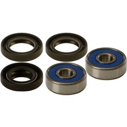 All Balls Wheel Bearing And Seal Kit Front 25-1072 For Honda