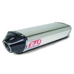 Stainless Steel Sleeve Muffler With Carbon Fiber Tip Yoshimura Rs-5 Slip-on Muffler Stainless Stainless Carbon For Hon Cbr600rr 09-13