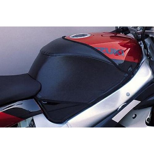 STYLE 2 LIGHT BLUE BLACK VINYL CUSTOM FOR SUZUKI GSXR 600 96-00 FRONT SEAT COVER