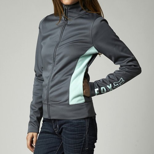 Womens track jacket