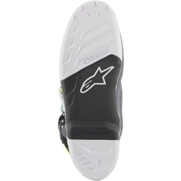 Alpinestars Mens Tech 7 MX Motocross Off-Road CE Riding Boots Grey