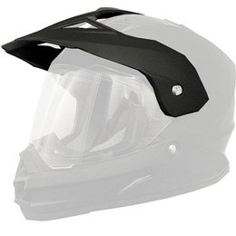 Black Afx Replacement Visor With Screws For Fx-39ds Dual Sport Helmet