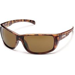 SunCloud Milestone Sunglasses Brown