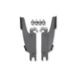 Memphis Shades Batwing Mount Kit Black For Honda VTX1300 CVR