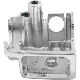 Drag Specialties Lower Left Radiused Switch Housing For Harley Chrome 0616-0110 Metallic