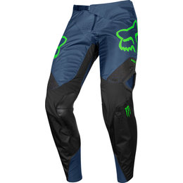 Fox Racing Mens Officially Licensed 360 Pro Circuit Pants Black