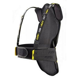 Black Knox Mens Meta-sys Back Protector 2014
