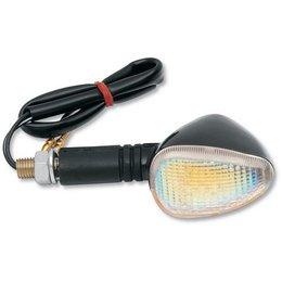 K&S Technologies Marker Lights Compact Flexible Single Filament Black/Rainbow