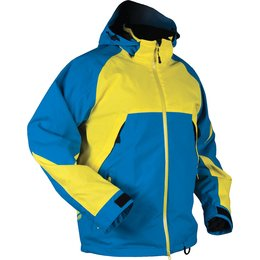 HMK Mens Intimidator Snow Jacket Blue