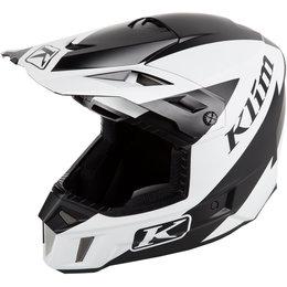Klim Mens F3 Chaos ECE MX Offroad Helmet Black Black