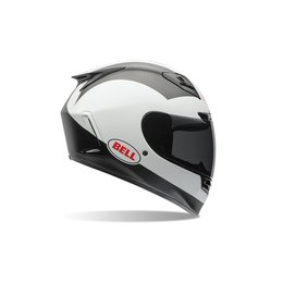 Bell Powersports Star Carbon Dunlop Replica Full Face Helmet White