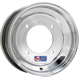 Douglas Wheel ATV Blue Label 8X8 3+5 Offset 4/85 Bolt Pattern Polished 029-03 Unpainted