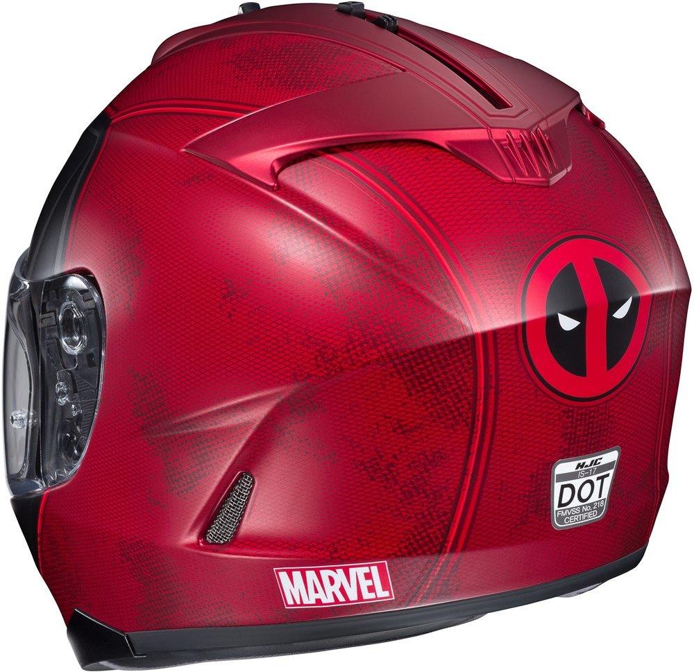 304 99 Hjc Officially Licensed Marvel Deadpool Is 17 1029930