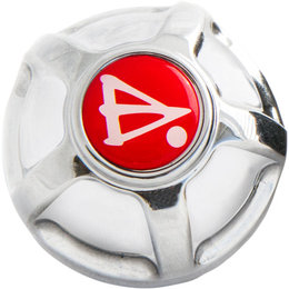 Battistinis Oil Filler Cap Chrome 50-250 Unpainted