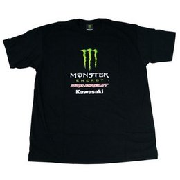 Black Pro Circuit Team Monster T-shirt
