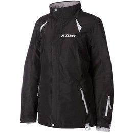 Klim Womens Allure Gore-Tex Insulated Textile Snowmobile Parka Black