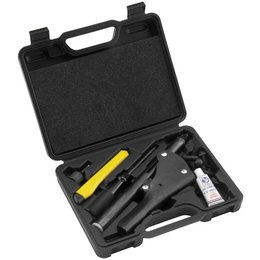 N/a Bikemaster Complete Tire Repair Kit With Carrying Case