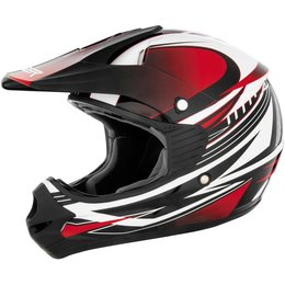 Cyber UX-23 Dyno MX Helmet Red