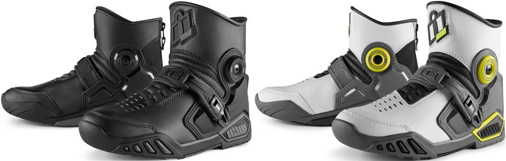 Black Icon Accelerant Boot