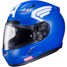 HJC Marvel Captain America Officially Licensed CL-17 CL17 Full Face Helmet