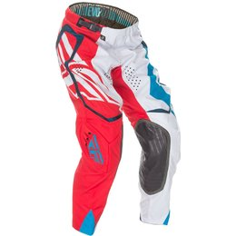 Fly Racing Mens Ltd Edition Evolution 2.0 Switchback Pant Red