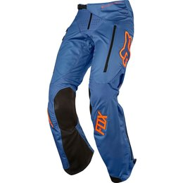 Fox Racing Mens Legion EX Over-the-Boot Offroad Riding Pants Blue