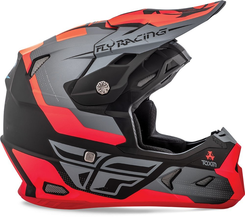 fly racing toxin graphic mx helmet 1061780. Black Bedroom Furniture Sets. Home Design Ideas