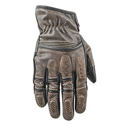 Distressed Olive Speed & Strength Mens Rust And Redemption Leather Gloves 2015 Olive