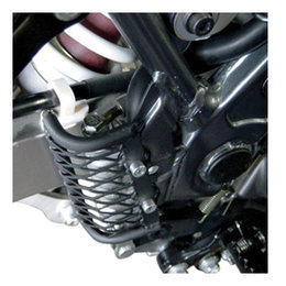 Flat Black Moose Racing Master Cylinder Guard Rear For Yamaha Wr250r
