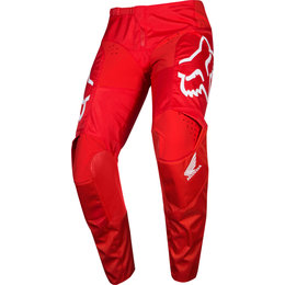 Fox Racing Mens Officially Licensed 180 Honda Pants Red
