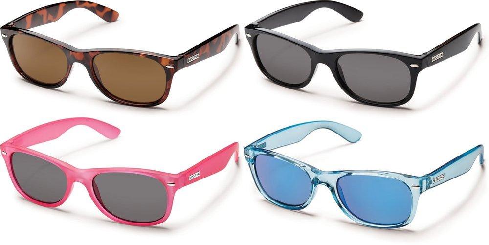 b85eb93058012  49.99 SunCloud Womens Jasmine Sunglasses Crystal Blue Blue Mirror