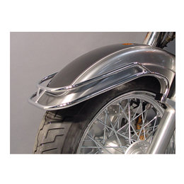 MC Enterprises Fender Trim Front Chr For Suz Boulevard C50 VL800 Intdr Volusia