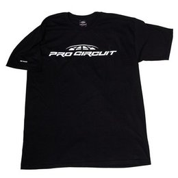 Black Pro Circuit Simple One T-shirt