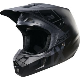 Fox Racing V2 Union DOT Helmet Black