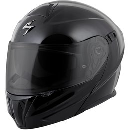 Scorpion EXO-GT920 Solid Modular Helmet Black