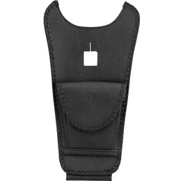 Mustang Motorcycle Plain Tank Bib With Pouch Yamaha Road Star Black 93336 Black