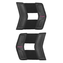 Black, Pink Icon Womens Replacement Waist Straps For Stryker Protection Vest 2014 Black Pink