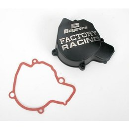 Boyesen Factory Ignition Cover Black For KTM 250 SX-F 05-09