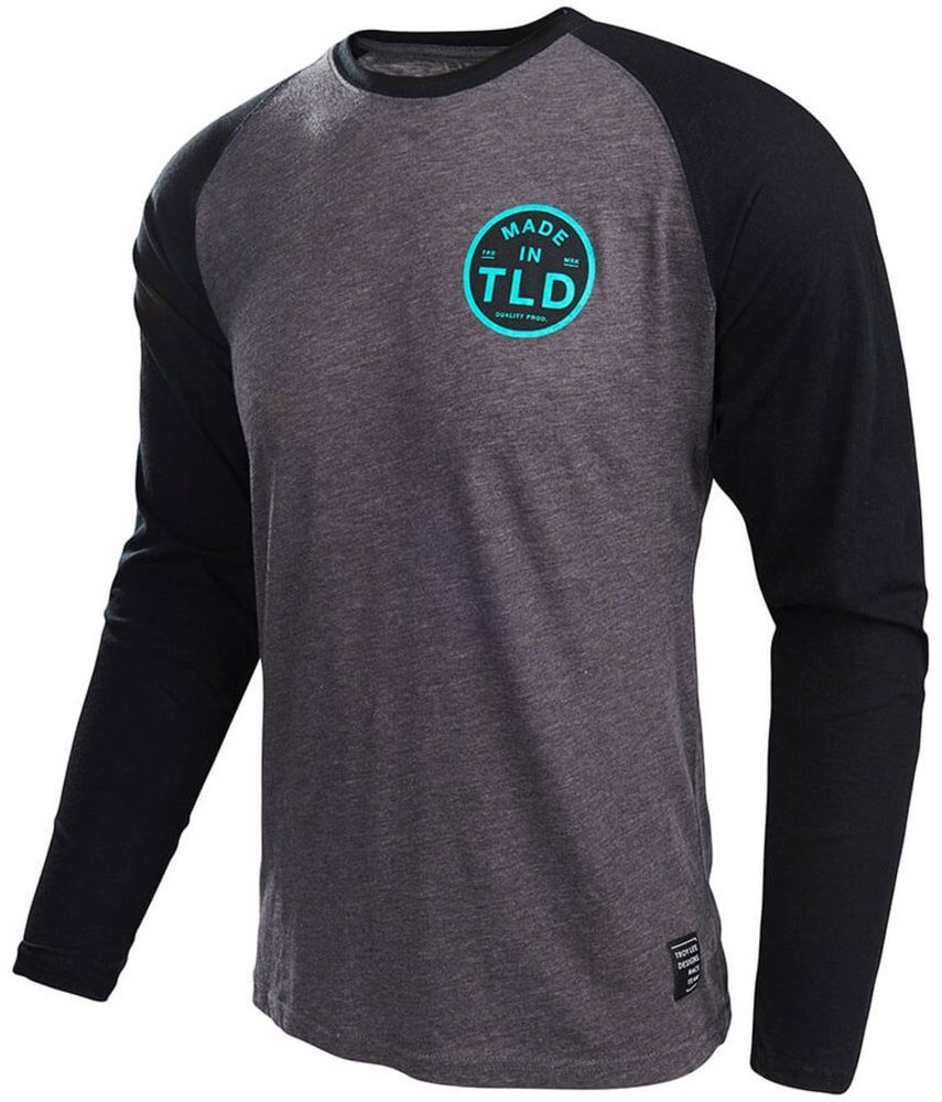 troy lee designs mens quality cotton blend long