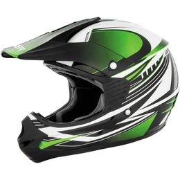 Cyber UX-23 Dyno MX Helmet Green