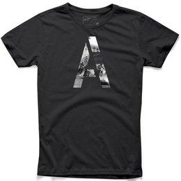 Alpinestars Mens Capita T-Shirt Black