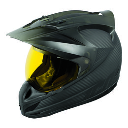 Ghost Carbon Icon Mens Variant Dual Sport Helmet 2013
