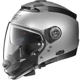 Nolan N44 Evo Full Face Helmet Silver