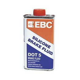 EBC Brake Fluid Dot-5 Silicone
