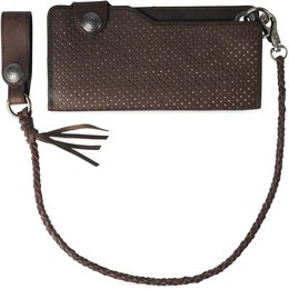 RSD Mens Convoy Leather Wallet Brown